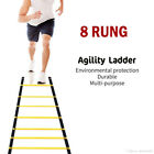 Agility Ladder Speed Training Footwork Fitness Football Soccer Workout Exercise