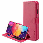 For Samsung Galaxy A50 Case A30 A20 Magnetic Leather Flip Card Slot Wallet Cover