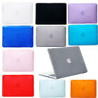 For Macbook Air Pro Retina 11 13 15 12 Inch Hard Case Cover Slim Laptop Shell