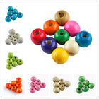 Kyпить 1000pcs Round Wood Ball Spacer Loose Beads 4mm 5mm 8mm 10mm 12mm 14mm 16mm Pick на еВаy.соm