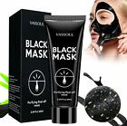 Vassoul Blackhead Remover Mask - Deep Cleansing Black Mask
