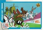 1994 Upper Deck World Cup USA '94 World Cup Looney Toons Base Common (#41 - #60)