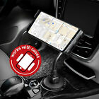 360° Adjustable Car Cup Holder Stand Cradle Mount for Cell Phone Tablet