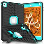 iPad Mini 4 5 Case Choise Heavy Duty Three Layer Full-Body Cover Heavy Duty TPU