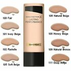 Max Factor Lasting Performance Foundation 35ml - Choose Your Shade £5.18 GBP on eBay