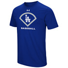 Los Angeles Dodgers Mens Under Armour Performance Icon T-Shirt - Large - NWT on Ebay