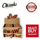 Raw TIPS Roach Filter Booklet Books for Smoking Rolling Paper FULL BOX