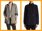 Levi's  Lightweight Military Anorak Women's Hooded Utility Jacket 100 NWT