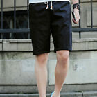 Mens Chino Shorts Casual 100% Cotton Cargo Combat Half Pant Summer Jeans UK