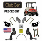 """CLUB CAR PRECEDENT Golf Cart  3"""" or 6"""" Jake's Spindle Lift Kit 2004-UP USA MADE"""