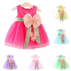Summer Toddler Kids Baby Girl Dress Princess Party Sleevelss Sundress Clothes
