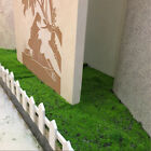 1*Artificial Fake Green Plants Faux Moss Grass For Shop Home Patio Decoration UK