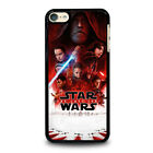 STAR WARS The Last JEDI For Apple iPod Touch 4 5 6 Phone Case Gen Cover 1 $15.9 USD on eBay