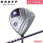 for LADIES DAIWA GOLF JAPAN ONOFF DRIVER LADY SMOOTH KICK LP-419D 19ss