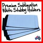 SUBLIMATION STUBBY HOLDERS ink heat transfer wholesale Individually Wrapped