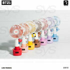 BTS BT21 Official Goods LED Fan Air Cooler Mini Operated Handheld  Ver 2 + Exp