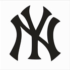 New York Yankees MLB Baseball Vinyl Die Cut Car Decal Sticker - FREE SHIPPING on Ebay