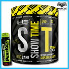 IRON HORSE SERIES SHOW TIME V3.0 360G PRE WORKOUT 72 SERVINGS ZERO CARB AAKG