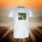 (TS 38 14) T-SHIRT HUND JACK RUSSELL - Gr. 92 - 164 - inklusive Name