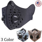 Kyпить Anti Smoke Dust Air Purifying Face Mask Updated Carbon Filter Reusable Outdoors на еВаy.соm