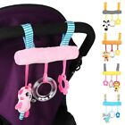 Infant Baby Newborn Hanging Stroller Bed Musical Toy Kid Animals Shape Toys