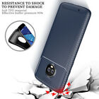 For Motorola Moto G7 Power Z4 Play Luxury Slim Soft Rubber Case Shockproof Cover