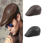 AU Men's Gatsby Cap Ivy Hat Golf Newsboy Driving Flat Cabbies Beret Cabbie Hats