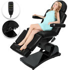 Electric Facial Chair Massage Table Bed Beauty Stable Luxury Remote Control