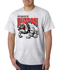 USA Made Bayside T-shirt School Team Mascot Bulldogs Don't Mess With