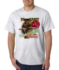 Bayside Made USA T-shirt US United States Army Sniper