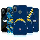 OFFICIAL NFL LOS ANGELES CHARGERS LOGO SOFT GEL CASE FOR HTC PHONES 1 $17.95 USD on eBay