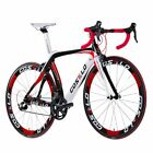 !full carbon costelo lucca road bicycle carbon bike DIY complete road bike