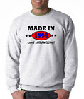 Made In 1995 And Still Awesome Born Birthday Gildan Long Sleeve T-shirt