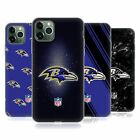 OFFICIAL NFL 2017/18 BALTIMORE RAVENS SOFT GEL CASE FOR APPLE iPHONE PHONES $17.95 USD on eBay