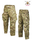 BRITISH ARMY ISSUE STYLE PCS TROUSERS MTP MULTICAM NATO SIZES MILITARY COMBAT
