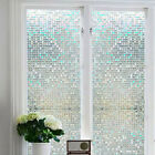 Self Adhesive Glass Stickers Frosted Opaque Bathroom Home Decor Window Stickers