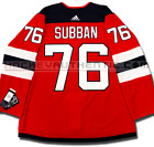 PK SUBBAN NEW JERSEY DEVILS HOME AUTHENTIC PRO ADIDAS NHL JERSEY PK