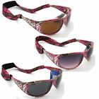 Hot Pink Camo Sunglasses W Retainer Vertx 56302 Country Girl Bling