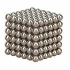 2018 3mm/5mm 216pcs Magnet Balls Magic Beads 3D Puzzle Ball Sphere Magnetic
