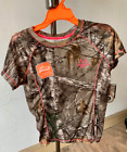 Realtree and Women's Camo Short Sleeve Performance Tee