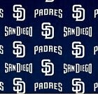 MLB San Diego Padres Baseball Curtailn Panels on Ebay