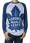 NHL Toronto Maple Leafs Mens Long Sleeve Rash Guard T-Shirt $39.98 USD on eBay
