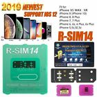 RSIM 14 12 2019 R-SIM Nano Card for iPhone X/8/7/6/6s/5S 4G iOS 12.3
