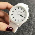 Fashion Women's Design Watch Silica Gel Youth Frosted Wristwatch image