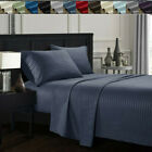 Dreaming Casa 4 P Deep Pocket Queen King Bed Sheet Set count Fitted Flat sheets image
