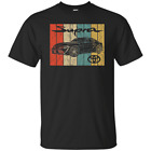 2020 Toyota Supra T-Shirt Retro Style Super Car Worn Faded Racing Tee image