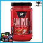 BSN AMINO X 30/70 SERVINGS ESSENTIAL AMINO ACIDS BCAA EAA RECOVERY INTRA WORKOUT
