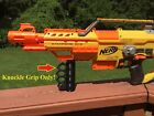 SSWI Custom Nerf Compatible Tactical non Brass Knuckles Fore Grip Front Handle