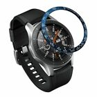 For Samsung Galaxy Watch 46mm/42mm Gear S3/S2 Metal Bezel Ring Adhesive Cover