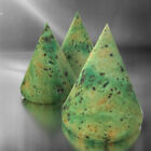 "#CA ""IRISH GREEN"" Effect Ceramic Glazes Earthenware Pottery Porcelain Cone 04 image"